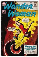 WONDER WOMAN #132 Vintage SILVER AGE Comic 1962