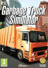 GARBAGE TRUCK SIMULATOR (PC-CD) BRAND NEW SEALED
