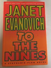 To The Nines by Janet Evanovich lst Edition 2003 Signed