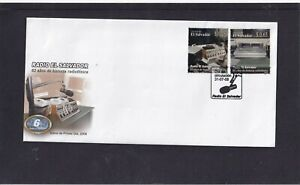 El Salvador 2008 Radio Commiunication First Day Cover FDC