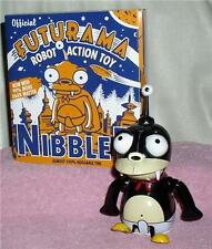 NibblerTin Wind up Futurama Action Toy Robot comes with a key