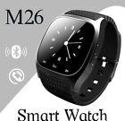 Montre Connectee Bluetooth Sans fil Smart Watch Téléphone Caméra Iphone Android
