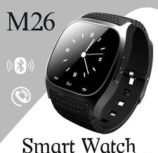 Montre Connectee Bluetooth Sans fil Smart Watch Téléphone Caméra Iphone Android