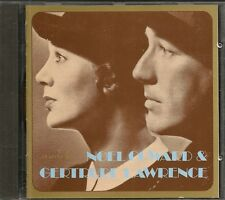 CD ALBUM 17 TITRES--NOEL COWARD & GERTRUDE LAWRENCE--PARISIAN PIERROT...