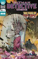 Detective Comics #993 DC COMICS COVER A 1ST PRINT TWO FACE