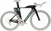 Quintana Roo PRSix Triathlon Frameset Black Teal Size 50cm
