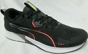 Puma SPEED 500 2 Men's Black-NRGY Peach Running Shoes11