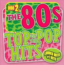 VARIOUS ARTISTS : Top Of The Pop Hits - The 80S - Disc 2 CD