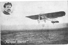 AVIATEUR BLERIOT avion Blériot gros plan