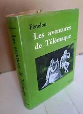 Fenelon,LES AVENTURES DE TELEMAQUE,Sansoni 1962[PETITS CLASSIQUES FRANÇAIS