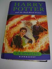 Harry Potter and the Half-blood Prince: Children's Edition by J. K. Rowling HC