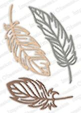 Feathers Steel Die for Scrapbooking (Die510W)