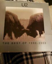 """U2:The Best of 1990-2000"" CD"