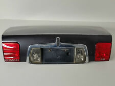 Original 2000 Lincoln LS V8 Heckklappe Kofferraumklappe  Ohne Anbauteile