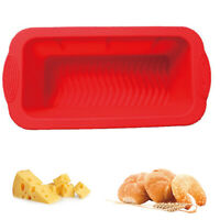 Non-stick Mold Cake Loaf Toast Bread Baking Mould Bakeware NEW Pan Box U9N1