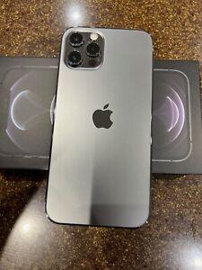 Apple iPhone 12 Pro 128GB Unlocked MINT Condition Boxed + Apple Warranty 06/22