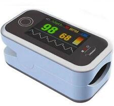 Medical Portable Color OLED Finger Pulse Oximeter SPO2 PR Meter + Softwar USPS
