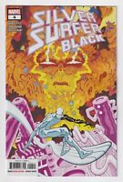 SILVER SURFER: BLACK #4 MARVEL comics NM 2019 Donny Cates Tradd Moore