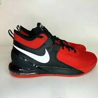 Nike Air Max Impact Basketball Shoes Red/White-Black CI1396-600 Men's Sizes New