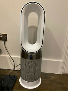 Mint Sold Out £550 Dyson Pure Hot + Cool White/ Silver HEPA Air Purifier