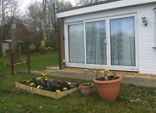 122 North Wales Chalet Cottage Lodge Glan Gwna Holiday Park Caernarfon Snowdonia