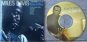 Mastersound AUDIOPHILE GOLD CD MILES DAVIS KIND OF BLUE]