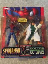Spider-man Doctor Octopus Figure unopened ToyBiz Marvel Rare HTF