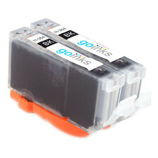 2 Photo Black XL Ink Cartridge for HP Photosmart C5380 C309a C310a C410b