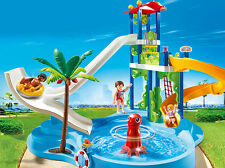 PLAYMOBIL® 6669 Water Park with Slides NEW 2015 S&H FREE - Not available in USA