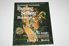 BUYING OR SELLING A BUSINESS, RUSSELL BROWN, PB