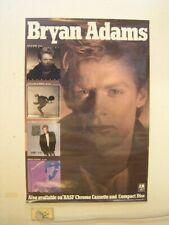 Bryan Adams Poster 4 Album Shots Old