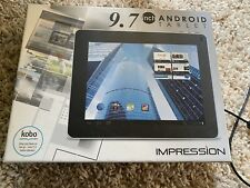 "Impression i10 9.7"" Android Tablet 4GB Model i10a-LE"