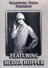 MYSTERY TRAIN (1931) / HEDDA HOPPER'S HOLLYWOOD - DVD - Region Free - Sealed