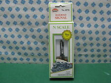 RAIL ROAD SIGNAL inc. 4 Ways     - Scala N - M. Power No.8570    Nuovo / New