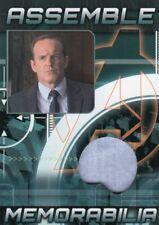 Avengers Assemble AS-8 Agent Coulson Memorabilia Relic Card