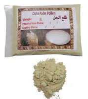 100% Natural Organic Pure Date Palm Pollen ( Powdered ) 385