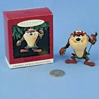 Hallmark Tasmanian Devil Looney Tunes Ornament in Original Box NOS