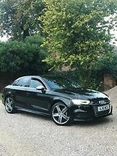 "2016 Audi A3 1.4TFSI S Line Facelift Saloon S3 Lookalike 19"" Alloys No Reserve"