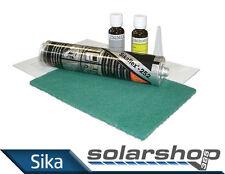 Wohnmobil Camping Befestigung Halterung Solarmodul Kleber Klebeset Sikaflex 252