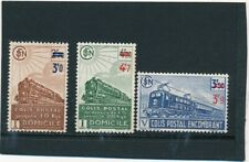 timbre France colis postaux 1943- n° 204 - 206 - 207 - Neuf**