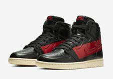 Nike Air Jordan 1 High OG Defiant Couture Black Red BQ6682-006 Men's Size 10.5