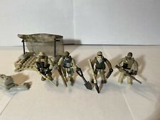 Mega Bloks Call Of Duty Desert Squad Incomplete (Figures, Set, Accessories)