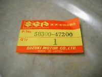 NOS OEM Suzuki Throttle Cable 1979 GS550 Street 58300-47200