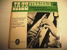 Jimmy Noone's New Orleans Band   EP 7'' Germany Jazz Starserie No 24
