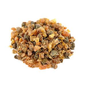 50g MYRHH Resin Incense Pure Grade *A* Premium Quality! FREE P&P