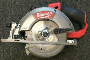 "Milwaukee 2530-20 M12 Fuel 5-3/8"" Circular Saw Tool Only, G"