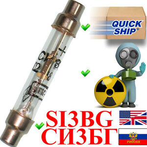 NEW SI 3 BG SI3BG CI3BG CI-3BG an SBM-20 M4011 Geiger Muller Tube Counter Tested