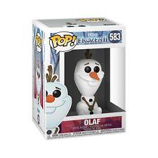 Funko Pop! Disney - Frozen II - Olaf (583) Figurine en Vinyle de 10cm