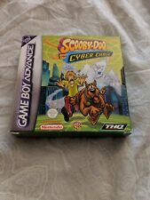 Scooby Doo And The Cyber Chase Gameboy Advance Boxed Complete