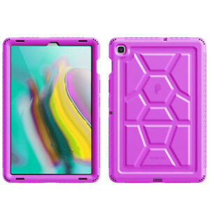 For Galaxy Tab S5E 2019 (SM-T720/T725) Tablet Washable Silicone Case Purple